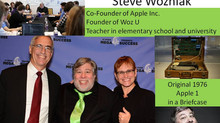 Woz, you are an amazing person. Thanks!