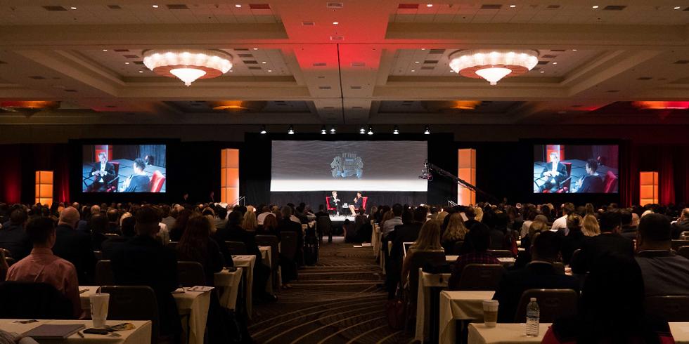SPEAKING at MEGA SUCCESS - JT Foxx Event