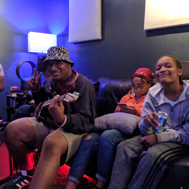 In The Studio with Hookman & PK