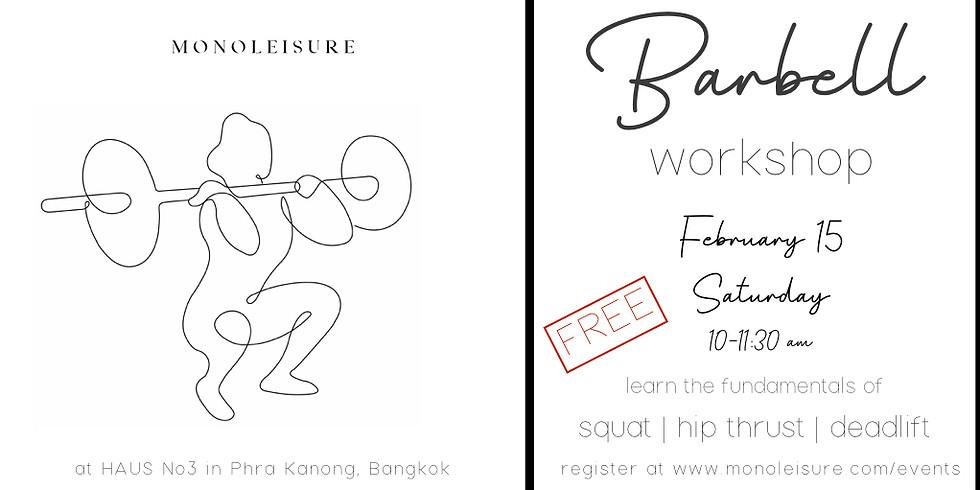 Barbell Workshop