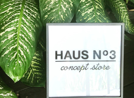 Welcoming our 'HAUS No3 Concept Store'