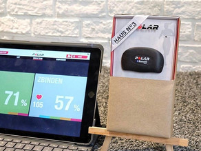 Your best training partner - the heart rate monitor