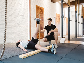 Your quality of movement sets the foundation - FMS course at HAUS No3