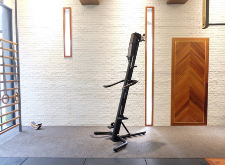 VersaClimber at HAUS No3 - the rise of a cardio classic