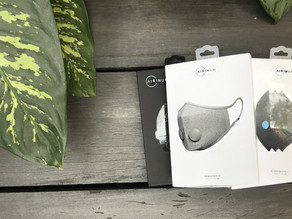The ARINUM story - the world's most advanced air pollution mask