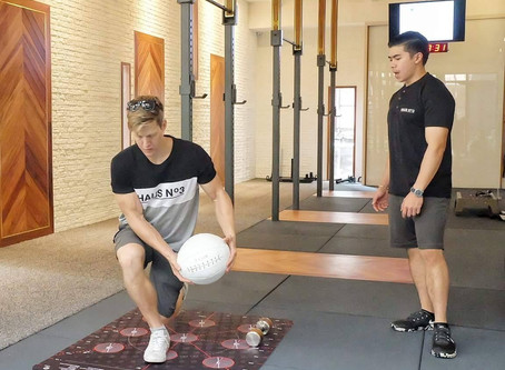 3D Training - functional movement with Platform9 from Procedos