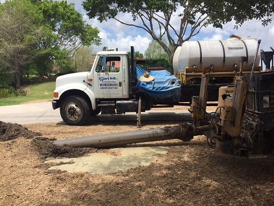 Expert Drill Utility Truck