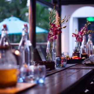 Attention to detail at the Gratitude Vietnam retreat venue Hoi An