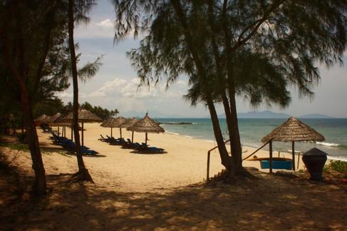 Relax on An Bang Beach Hoi An