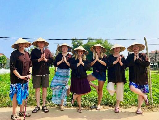 Yoga Fun Holiday Retreat in Vietnam