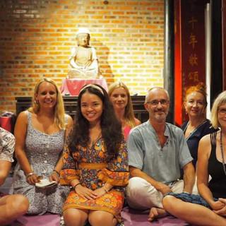 Summer Solstice Singing Bowl meditation