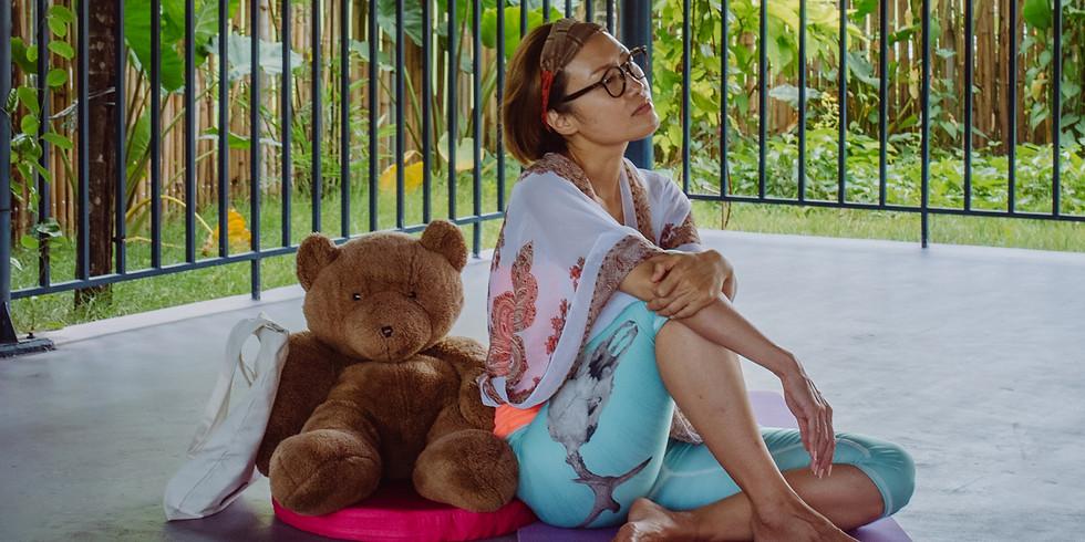 Inner Child Retreat: nurture, nourish, love, compassion and joy