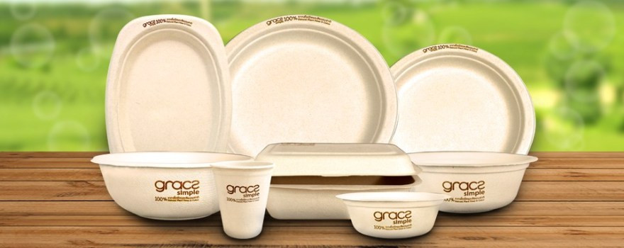 A photograph of eco friendly, zero waste, Gracz Simple packaging.