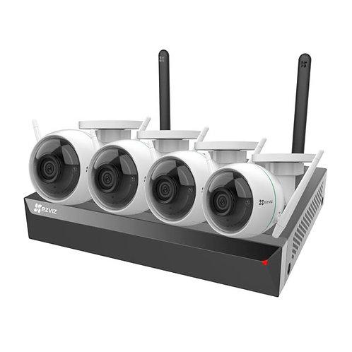 WiFi набор EZVIZ 4CH (cs-bw3424b0-e40) 4 камеры