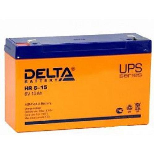 Delta HR 6-15