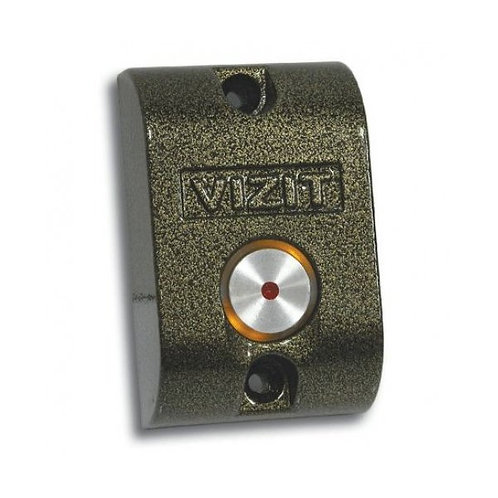 "Кнопка Vizit ""EXIT 300M"""