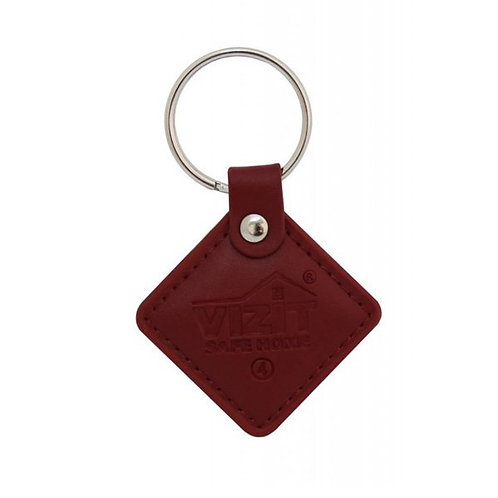 Kлюч Vizit RF2.2 red