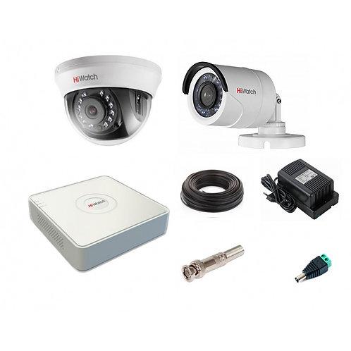 Комплект видеонаблюдения Hikvision