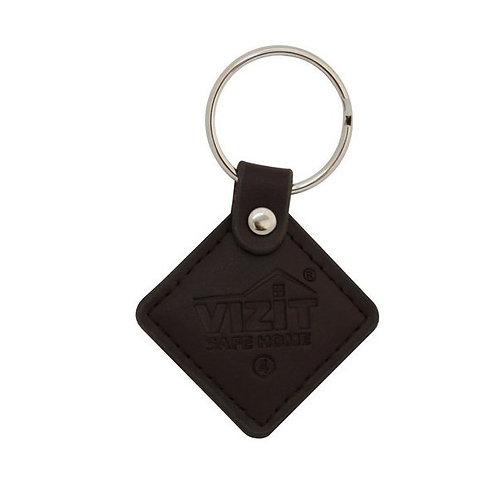 Kлюч Vizit RF2.2 brown