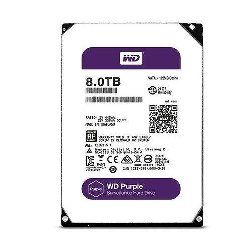 Жесткий диск Purple WD82PURZ 8ТБ