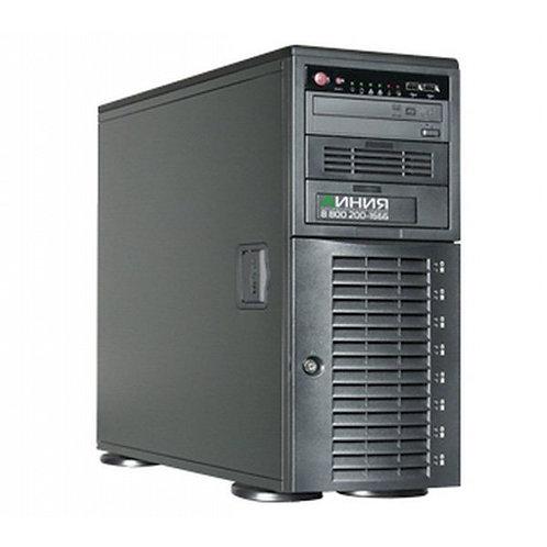 Видеосервер Линия NVR-128 SuperStorage