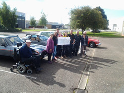COTG Cheque for Scottys Little Soldiers 3