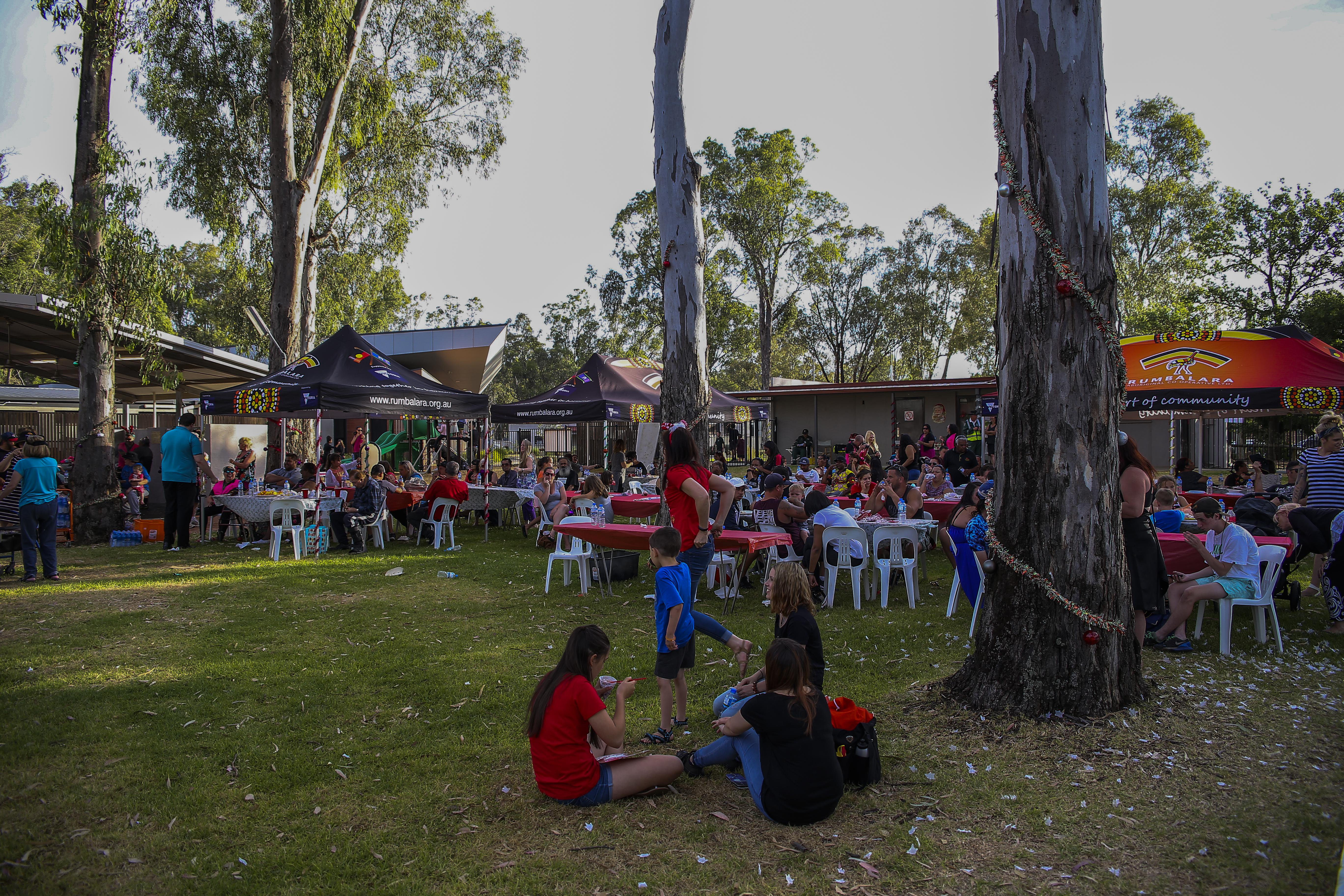 Rumbalara Christmas Party 2016