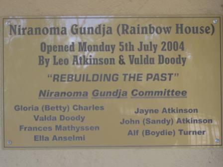 Rumbalara historic house