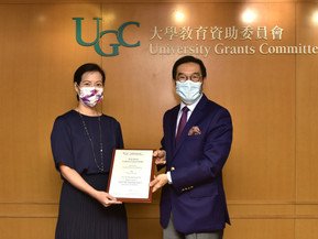 Professor Carmen Wong Awarded 2020 UGC Teaching Award