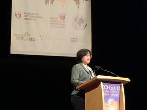 Plenary keynote address at the ICOH 2018, Dublin, Ireland