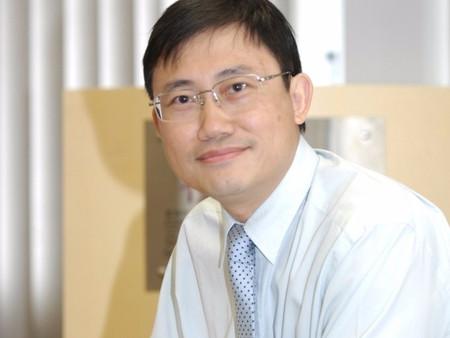 徐仲锳教授榮獲第十一屆「發明創業獎-人物獎」