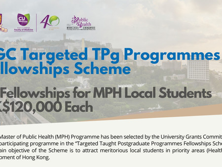 UGC Targeted Taught Postgraduate Programmes Fellowships