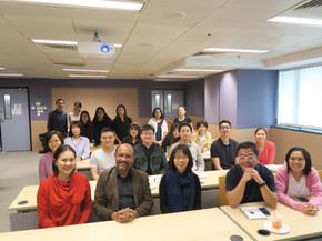Global Health & Humanitarian Medicine Lunchtime Seminar Series - Prof. Rajib SHAW