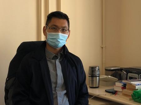 Alumni Story - Dr. Jimmy Leung