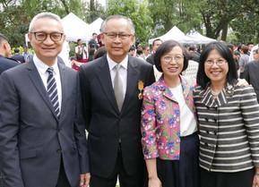 Dr. Siu-fai Lui Awarded Bronze Bauhinia Star (BBS)