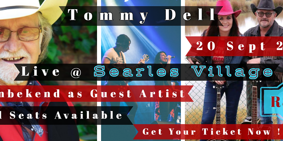 Tommy Dell Live @ Searles Village