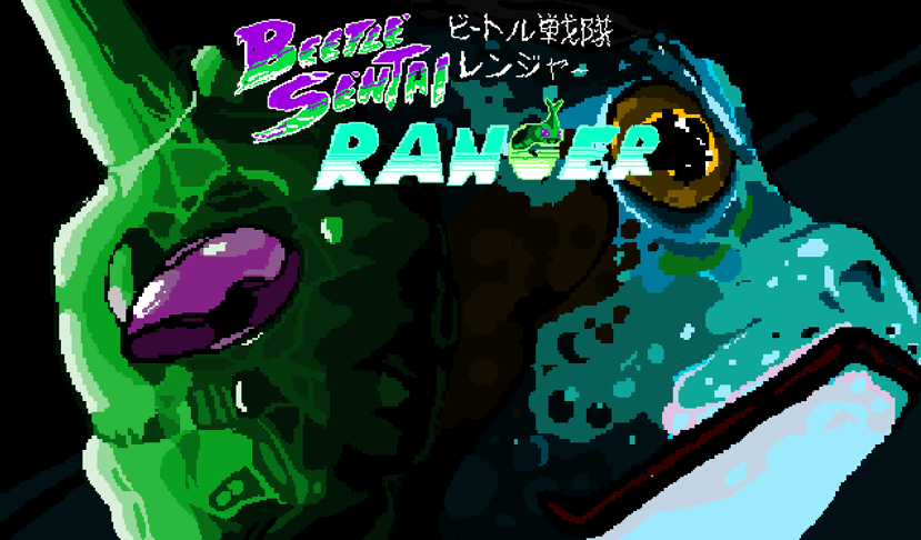 Beetle Sentai Ranger