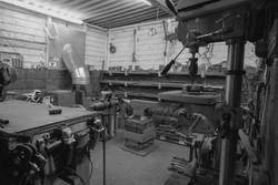 blacksmiths workshop