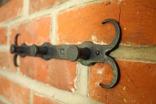 Set of 3 coat hooks