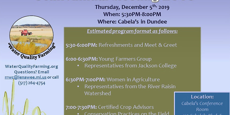 Farmer-Led Conservation Group Semi-Annual Meeting