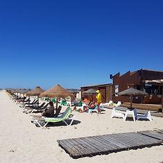 Praia Ilha de Fuseta_ Fuseta Mar