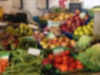 Markt in Olhão