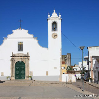 De grote kerk van St. Catarina