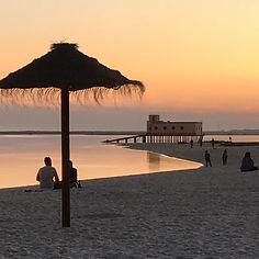 Praia da Fuseta Ria