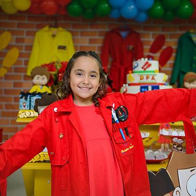 Aniversário da Luisa, 6 anos