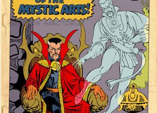 Dr. Strange -- the Movie of the Mystic Arts