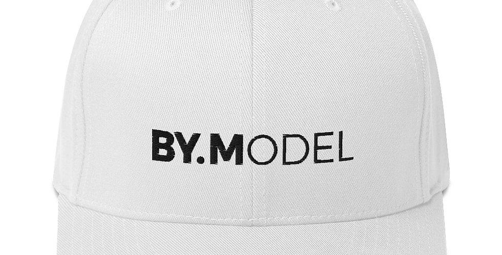 White cap BY.MODEL