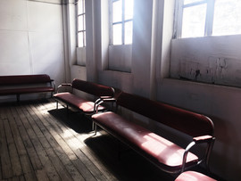 Original CMT Interior