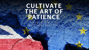 Cultivate the art of patience