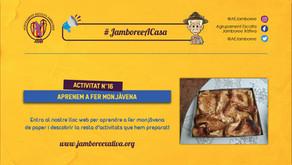 #JamboreeACasa Nº16: Aprenem a fer Monjàvena!